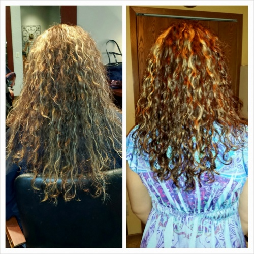 Layered Hair Before And After Innovation Dohoaso Com