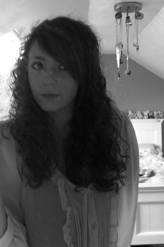 3B hair - Brunette, 3b, Medium hair styles, Readers, Adult hair, Spiral curls Hairstyle Picture