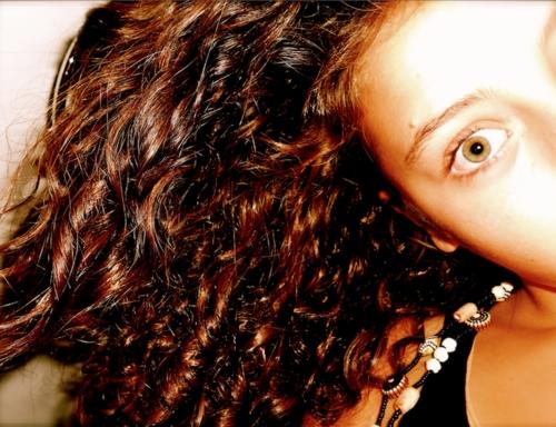 Medium 3b Hair - Brunette, 3b, Medium hair styles, Long hair styles, Readers, Styles, Female, Curly hair, Teen hair, Spiral curls, Natural Hair Celebration, Textured Tales from the Street Hairstyle Picture