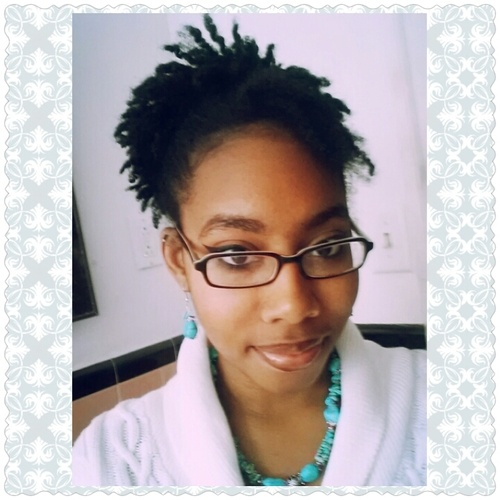 Updo - 4b, Mature hair, Medium hair styles, Kids hair, Updos, Long hair styles, Readers, Female, Teen hair, Black hair, Adult hair, Ponytail, 4c Hairstyle Picture