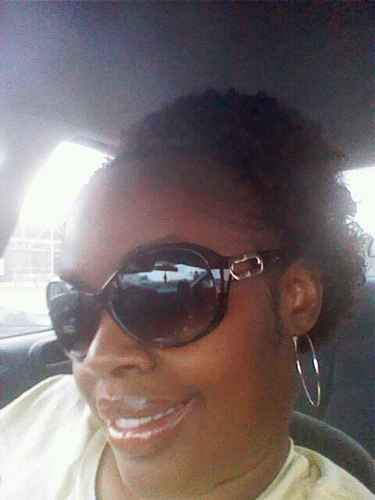 A WEE AFTER MY BIG CHOP - Short hair styles, Readers, Female, Curly hair, Black hair, Adult hair Hairstyle Picture