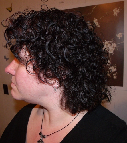 Curly curly!! - Readers Hairstyle Picture