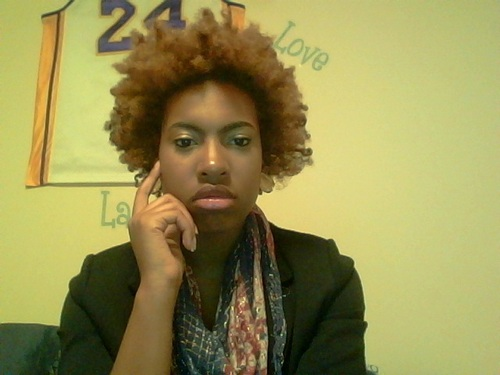 Twist out on stretched hair - Readers Hairstyle Picture