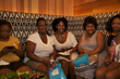 Naturals at the Curly Pool Party