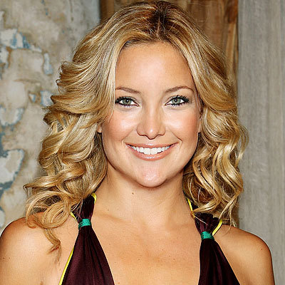 Kate Hudson - Celebrities, Long hair styles, Female, Curly hair, Spiral curls Hairstyle Picture