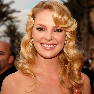 Katherine Heigl - Blonde, Celebrities, Wavy hair, Long hair styles, Female, Adult hair Hairstyle Picture
