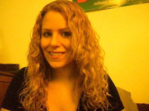 good hair day - Blonde, Wavy hair, Long hair styles, Readers, Female, 2c, Adult hair Hairstyle Picture