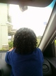Anthony the back of his head