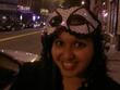 Halloween, some Mardi Gras fun