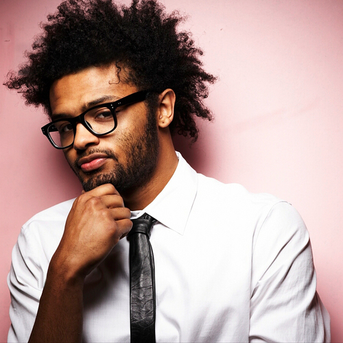 Trevor, DJ Skeet Skeet - Brunette, 3c, Celebrities, Male, Short hair styles, Kinky hair, Afro Hairstyle Picture