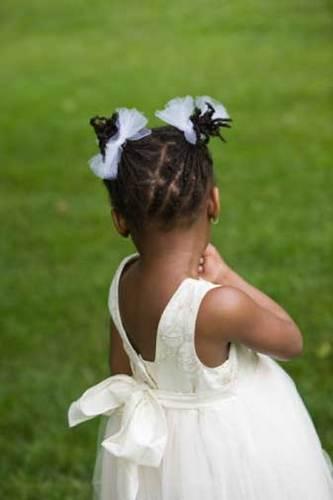 Cornrows - Brunette, Short hair styles, Kids hair, Kinky hair, Styles, Female, Formal hairstyles Hairstyle Picture