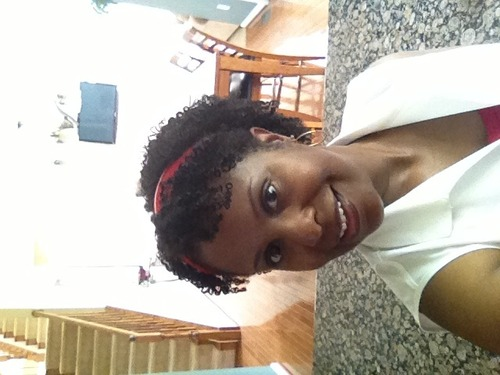 Feeling this twistout! - 4a, Medium hair styles, Readers, Adult hair, Twist out Hairstyle Picture