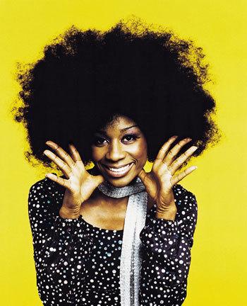 So fun! - Brunette, Medium hair styles, Afro, Styles, Female, Black hair, Adult hair, Curly kinky hair, 4c Hairstyle Picture