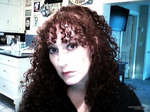 Melissia - Redhead, 3b, Long hair styles, Readers, Female, Curly hair Hairstyle Picture