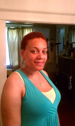 My TWA - Very short hair styles, Kinky hair, Afro, Readers, Female, Black hair, Adult hair, Teeny weeny afro, Curly kinky hair Hairstyle Picture