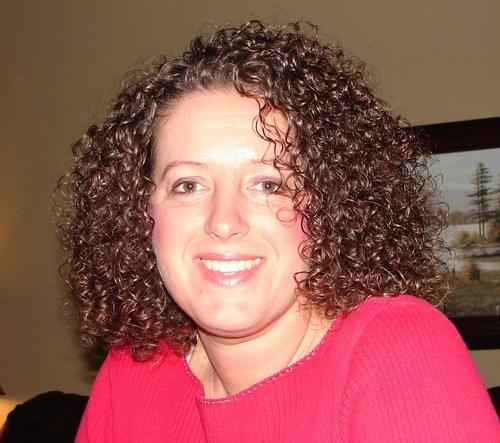 3B type - Brunette, 3b, Medium hair styles, Kinky hair, Readers, Female, Curly hair Hairstyle Picture