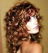 Layered + Volumonous Curls