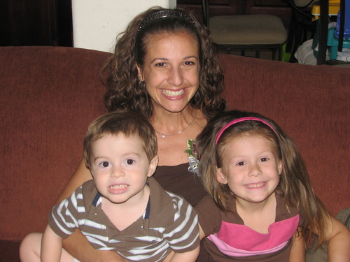 Mother's Day 2008 - Brunette, Mom's Day, 2b, Long hair styles, Readers, Female Hairstyle Picture