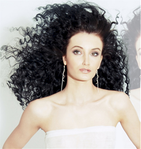 Long and Curly - JLIFE - 3b, Long hair styles, Styles, Female, Curly hair, Black hair Hairstyle Picture