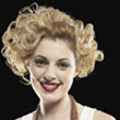 Curly Hair Style: Pin curls