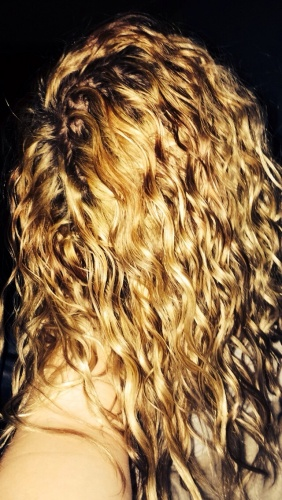 My crazy curly curls - 3a, Celebrities, Wavy hair, Kinky hair, Readers, Makeovers, Curly kinky hair Hairstyle Picture