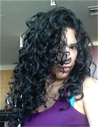Long Layered 3A Curls - 3a, Long hair styles, Adult hair, Layered hairstyles Hairstyle Picture