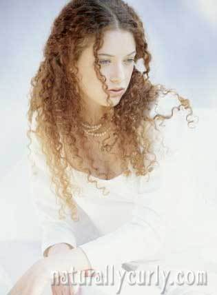 Wedding Curls - Wedding hairstyles, Female, Curly hair Hairstyle Picture