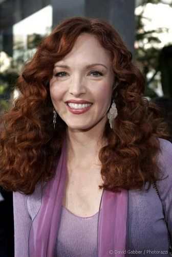 Amy Yasbeck - Redhead, Celebrities, Long hair styles, Female, Curly hair, 2c Hairstyle Picture