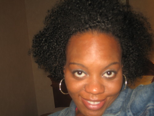 feeling fabulous - 3c, 4a, Medium hair styles, Afro, Readers, Female, Black hair Hairstyle Picture