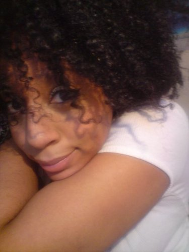 Just washed hair-not sure of my  - Brunette, 3c, Medium hair styles, Afro, Readers, Female, Curly hair Hairstyle Picture