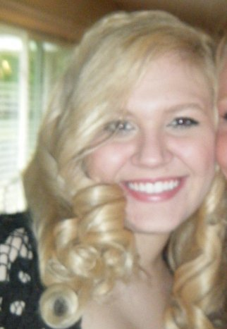 my hair at a formal - Blonde, Readers, Female, Formal hairstyles Hairstyle Picture