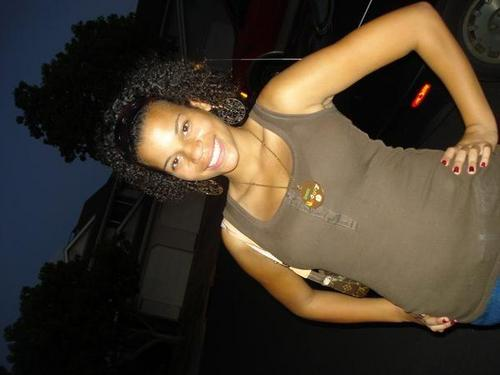 just me and my hair - 3c, Medium hair styles, Kinky hair, Afro, Readers, Female, Teen hair, Black hair Hairstyle Picture