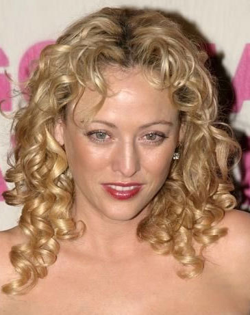 Virginia Madsen - Blonde, 3a, Celebrities, Female, Curly hair Hairstyle Picture