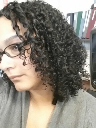 just me - 3b, 3c, Short hair styles, Medium hair styles, Female, Curly hair Hairstyle Picture