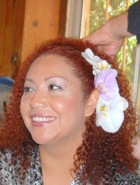Makis - Redhead, 3c, Medium hair styles, Long hair styles, Wedding hairstyles, Readers, Female, Curly hair, Adult hair Hairstyle Picture