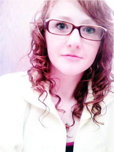yay curls:) - Redhead, 3b, Medium hair styles, Long hair styles, Readers, Female, Curly hair, Teen hair, Layered hairstyles, Natural Hair Celebration Hairstyle Picture