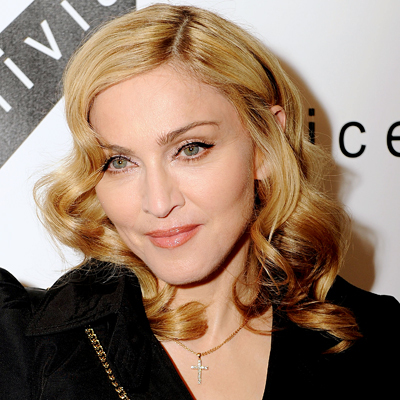 Madonna - Blonde, Celebrities, Wavy hair, Long hair styles, Female, Adult hair Hairstyle Picture