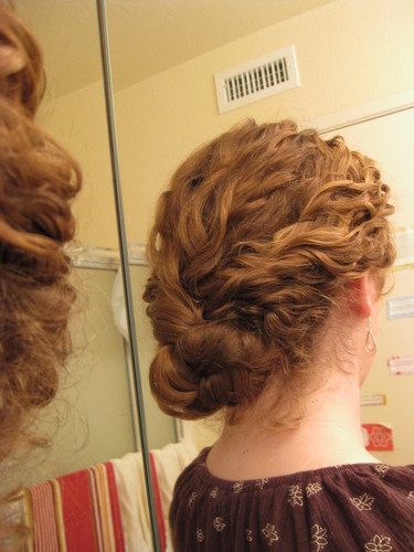 IMG_8431.JPG - Wedding hairstyles, Readers Hairstyle Picture