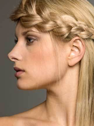 Braids - Blonde, Long hair styles, Braids, Styles, Female, Adult hair, Straight hair Hairstyle Picture