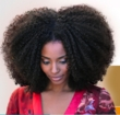 Big, beautiful, natural hair