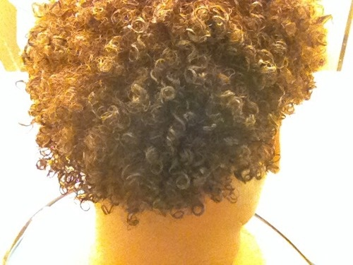 Wash N Go - 3c, Readers, Makeovers Hairstyle Picture