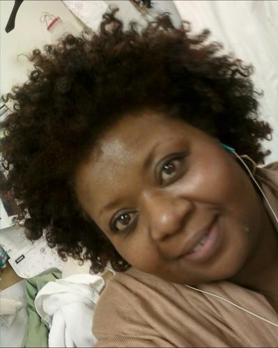 transitional Loireta - Redhead, 4b, Medium hair styles, Kinky hair, Fall hair, Readers, Female Hairstyle Picture