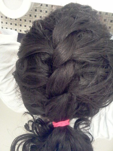The two braid! - Readers Hairstyle Picture