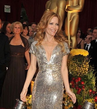 Leslie Mann - Blonde, 3a, Celebrities, Wavy hair, Long hair styles, Female, 2c, 2009 Academy Awards Hairstyle Picture