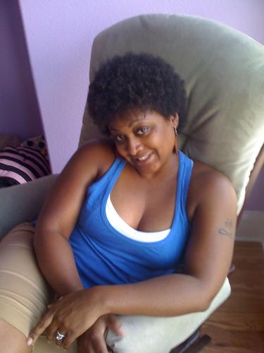 IMG_0500.jpg - Brunette, 4a, Short hair styles, Kinky hair, Readers, Female, Black hair, Adult hair Hairstyle Picture