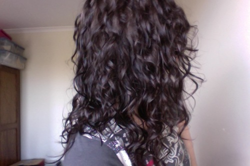 Loving my natural 2c curls - Readers Hairstyle Picture
