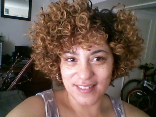 Wash and Go - 3b, Readers Hairstyle Picture
