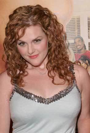 Sara Rue - Redhead, 3a, Celebrities, Female, Curly hair Hairstyle Picture