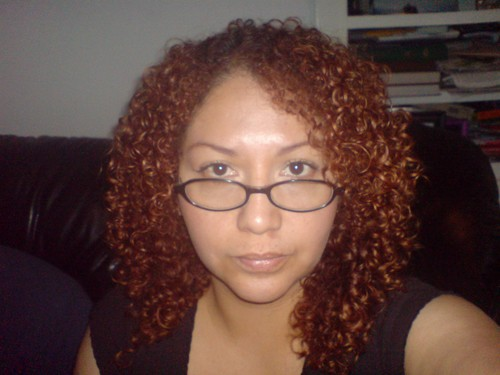 When My hair was red - Redhead, 3c, Medium hair styles, Readers, Female, Curly hair Hairstyle Picture