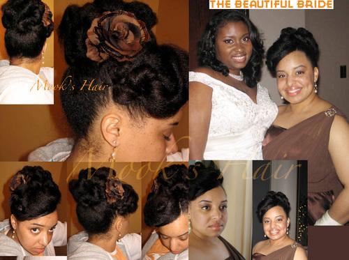 weding hair.jpg - Wedding hairstyles, Readers Hairstyle Picture